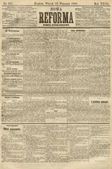 Nowa Reforma (numer popołudniowy). 1908, nr435