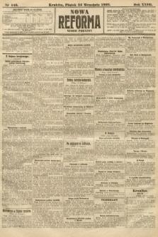 Nowa Reforma (numer poranny). 1908, nr440