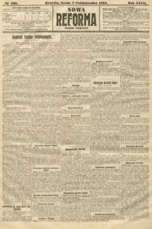 Nowa Reforma (numer poranny). 1908, nr460