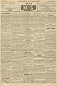 Nowa Reforma (numer poranny). 1908, nr524