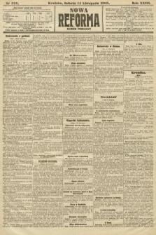 Nowa Reforma (numer poranny). 1908, nr526