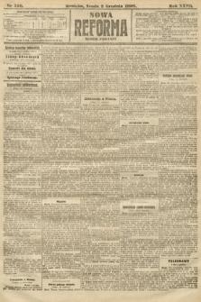 Nowa Reforma (numer poranny). 1908, nr556