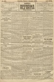 Nowa Reforma (numer poranny). 1908, nr560