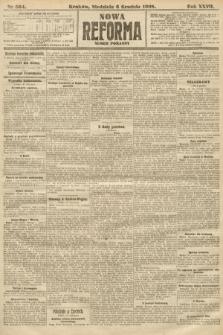 Nowa Reforma (numer poranny). 1908, nr564