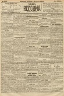 Nowa Reforma (numer poranny). 1908, nr566