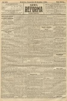 Nowa Reforma (numer poranny). 1908, nr568