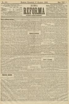 Nowa Reforma (numer popołudniowy). 1908, nr581