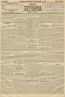 Nowa Reforma (numer poranny). 1908, nr586