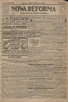 Nowa Reforma. 1925, nr2