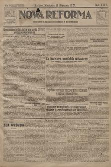 Nowa Reforma. 1925, nr8