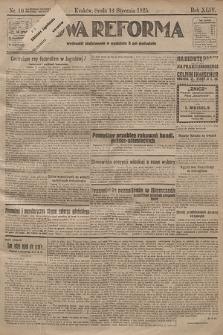 Nowa Reforma. 1925, nr10