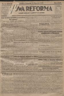 Nowa Reforma. 1925, nr11