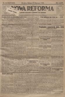 Nowa Reforma. 1925, nr13