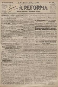 Nowa Reforma. 1925, nr20