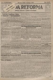 Nowa Reforma. 1925, nr28