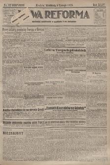 Nowa Reforma. 1925, nr32