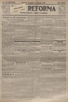 Nowa Reforma. 1925, nr35