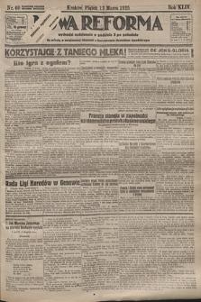 Nowa Reforma. 1925, nr60