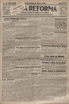 Nowa Reforma. 1925, nr67