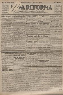 Nowa Reforma. 1925, nr79