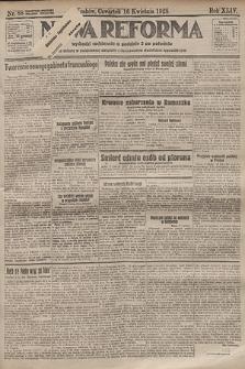 Nowa Reforma. 1925, nr88