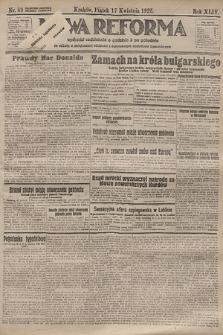 Nowa Reforma. 1925, nr89