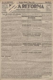 Nowa Reforma. 1925, nr105
