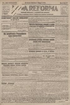 Nowa Reforma. 1925, nr106