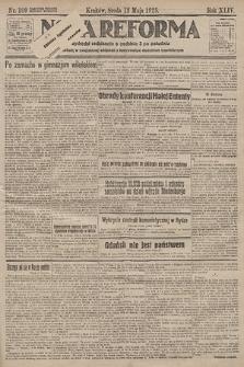 Nowa Reforma. 1925, nr109