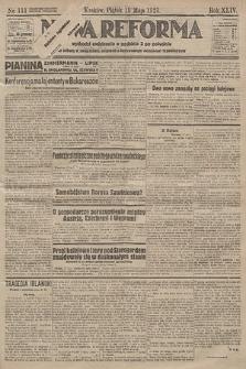 Nowa Reforma. 1925, nr111