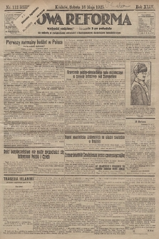 Nowa Reforma. 1925, nr112
