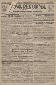 Nowa Reforma. 1925, nr137