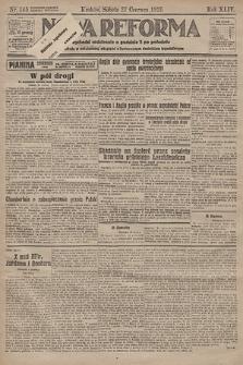 Nowa Reforma. 1925, nr145