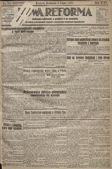 Nowa Reforma. 1925, nr151