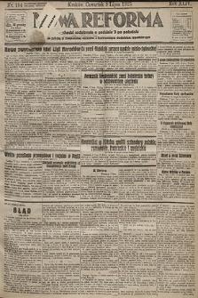 Nowa Reforma. 1925, nr154