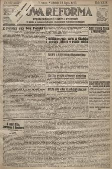 Nowa Reforma. 1925, nr157