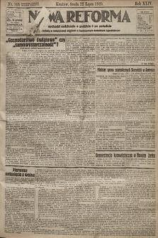 Nowa Reforma. 1925, nr165