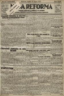 Nowa Reforma. 1925, nr167