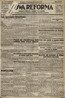 Nowa Reforma. 1925, nr169