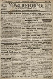 Nowa Reforma. 1925, nr170