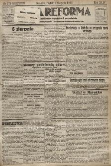 Nowa Reforma. 1925, nr179