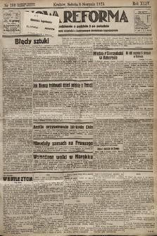 Nowa Reforma. 1925, nr180