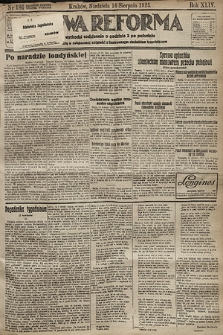 Nowa Reforma. 1925, nr187