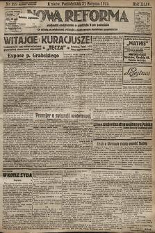 Nowa Reforma. 1925, nr199