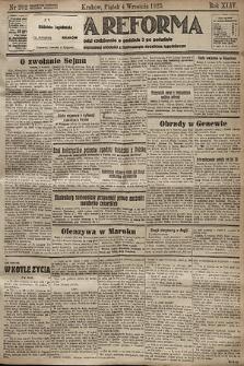 Nowa Reforma. 1925, nr202