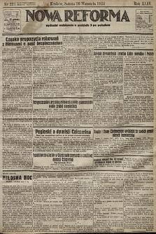 Nowa Reforma. 1925, nr221