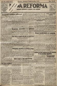 Nowa Reforma. 1925, nr227