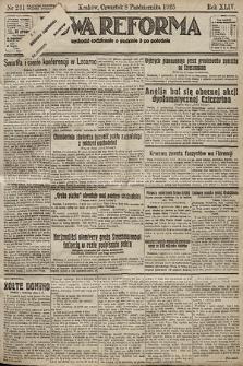 Nowa Reforma. 1925, nr231