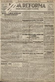 Nowa Reforma. 1925, nr237
