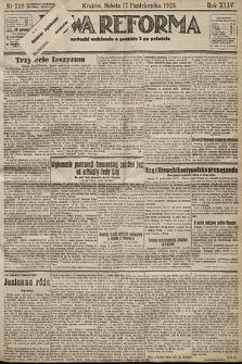 Nowa Reforma. 1925, nr239